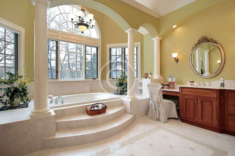 Give Your Bathroom That Luxury Hotel Feel